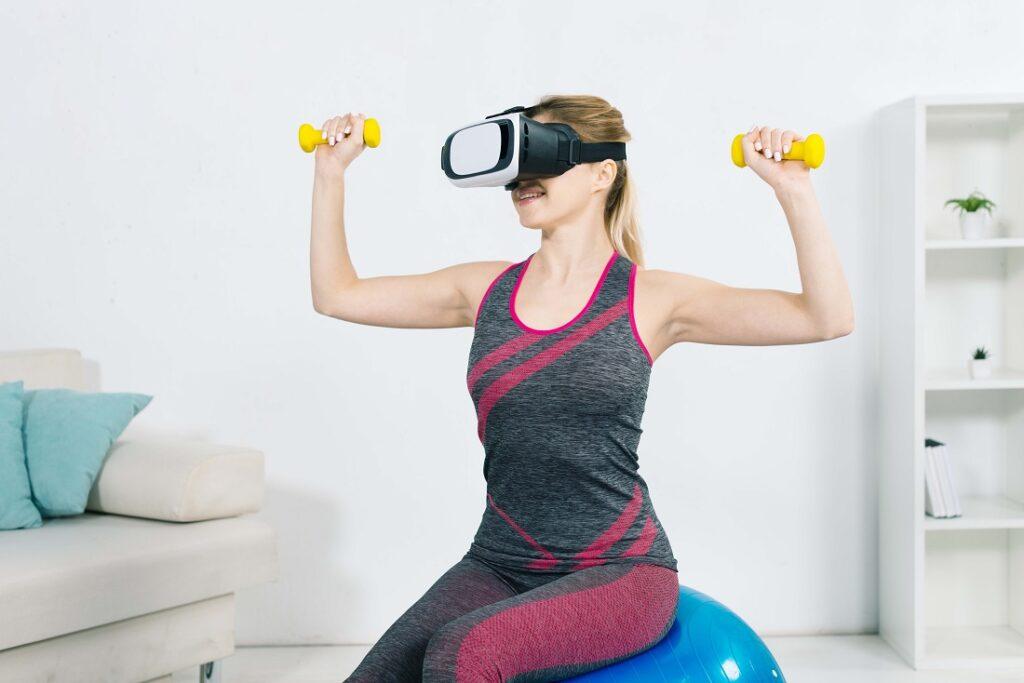 VR – en annorlunda form av motion